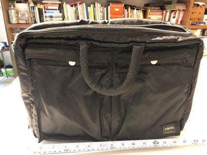 porter briefcase, backpack, laptop bag