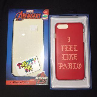 Case iphone 7plus marvel