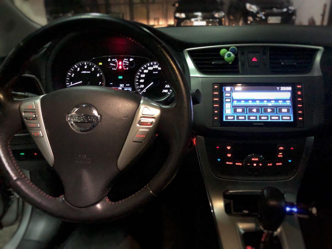 《自售》2016 Nissan Sentra Aero 1.8 旗艦版