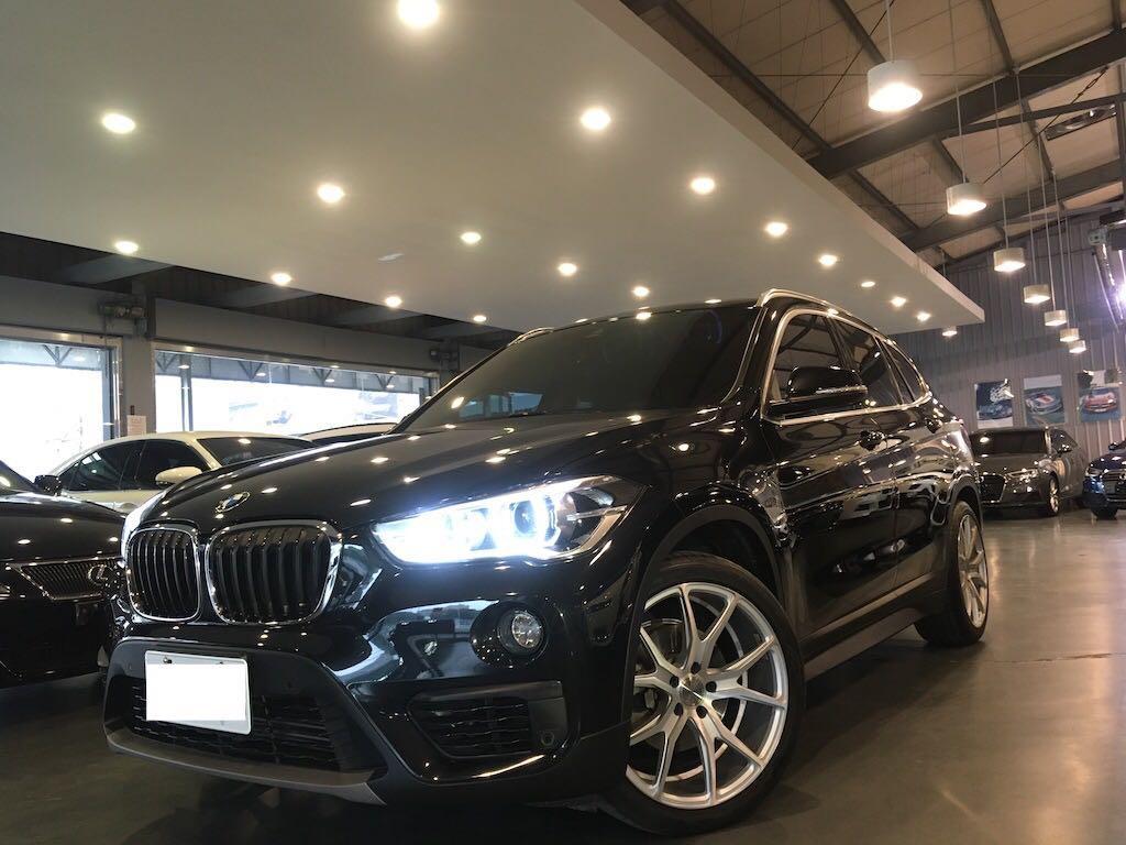 2018 BMW X1 sDrive18i 新世代跨界小休旅