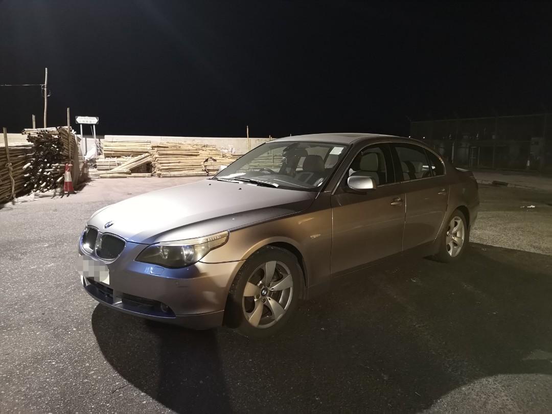 BMW 525i Sedan (A)