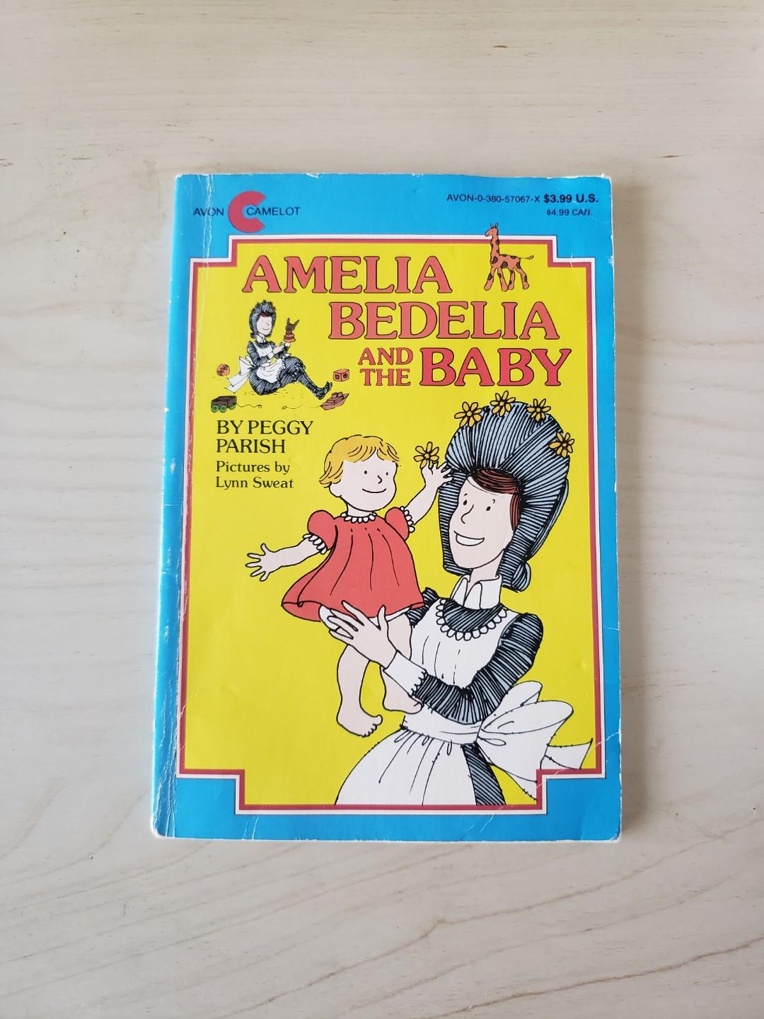 BUNDLE children's books (Up + Dulce's Taste of Magic + Amelia Bedelia and the Baby  )