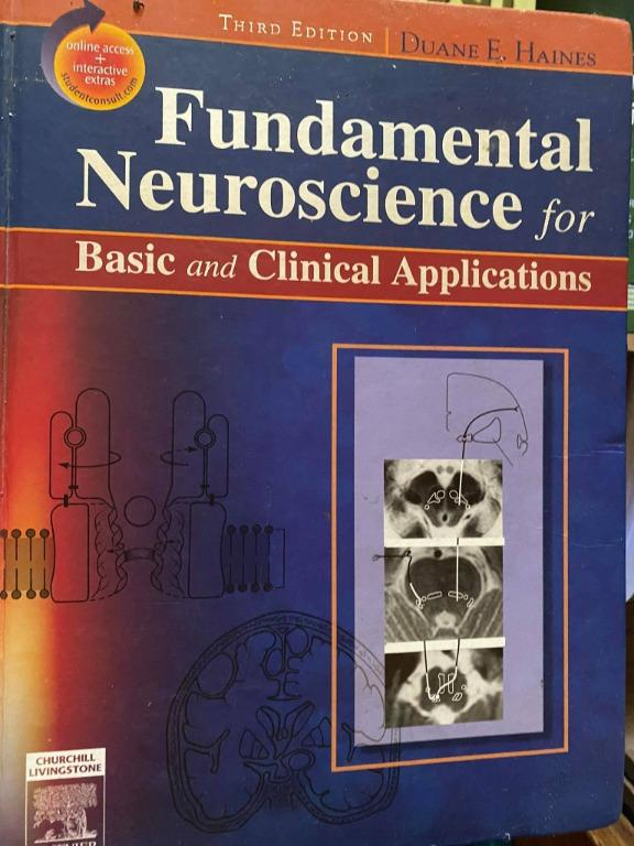 Fundamental Neuroscience for Basic and Clinical Applications 3rd Edition - Haines - Cheap Medical Books RUSH