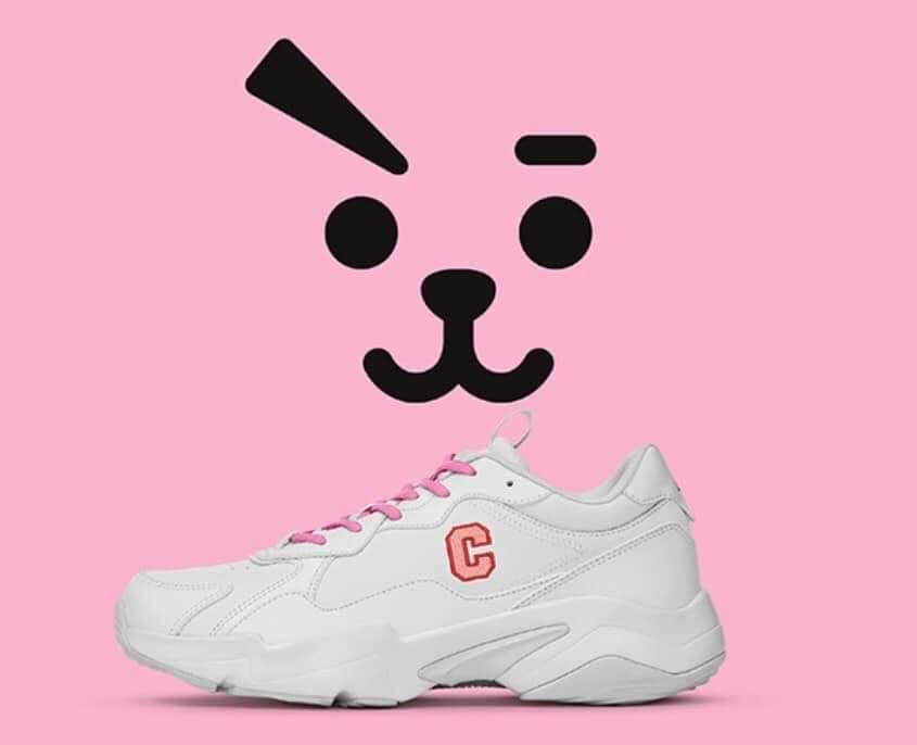 [GROUP ORDER] OFFICIAL BT21 x REEBOK ROYAL TURBO IMPULSE CLN