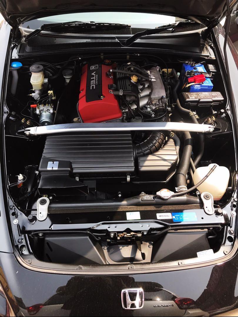 Honda S2000 AP1 VGS Manual