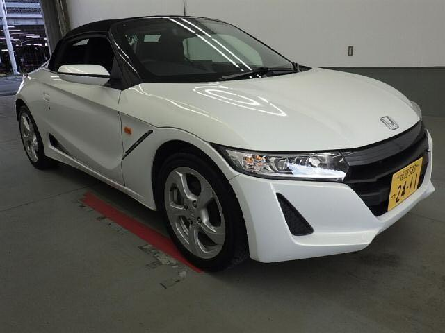 Honda S660 BETA Manual