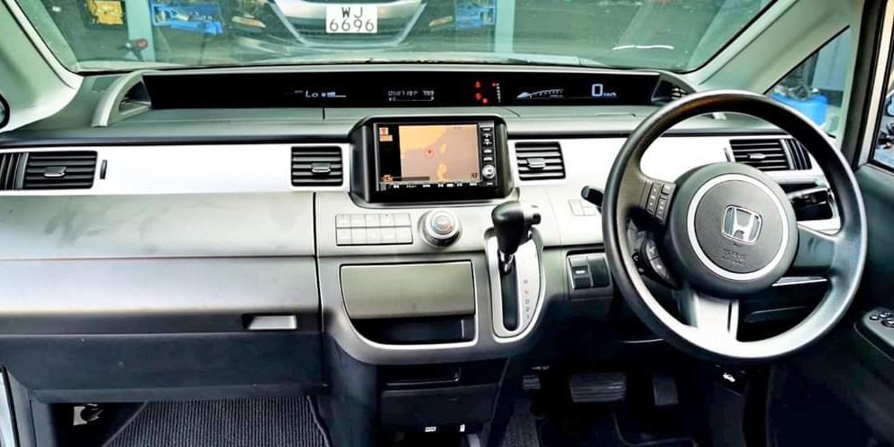 Honda Stepwagon 2.0 GL (A)