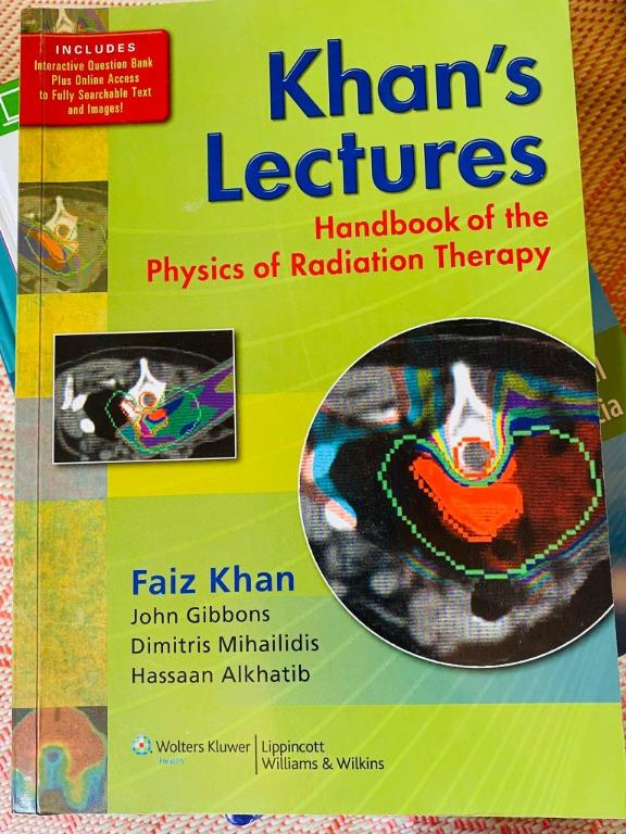 Khan's Handbook of the Physics of Radiation Therapy - Cheap Medical Books RUSH