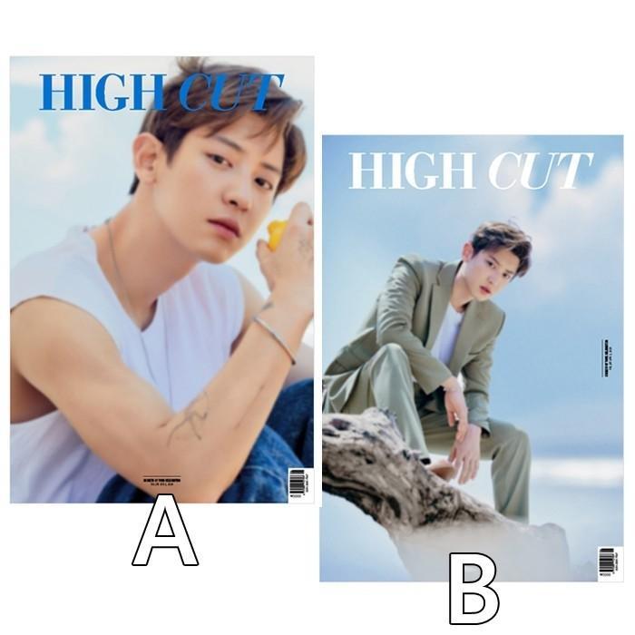 [KOREAN MAGAZINE] HIGH CUT APRIL 2020 ISSUE CHANYEOL EXO COVER