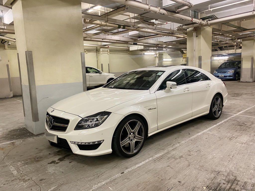 Mercedes-Benz CLS 63 AMG (A)