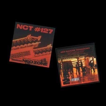 💕NCT 127💕 [2nd Regular Album-NCT #127 Neo Zone] ‼️KIT VERSION‼️