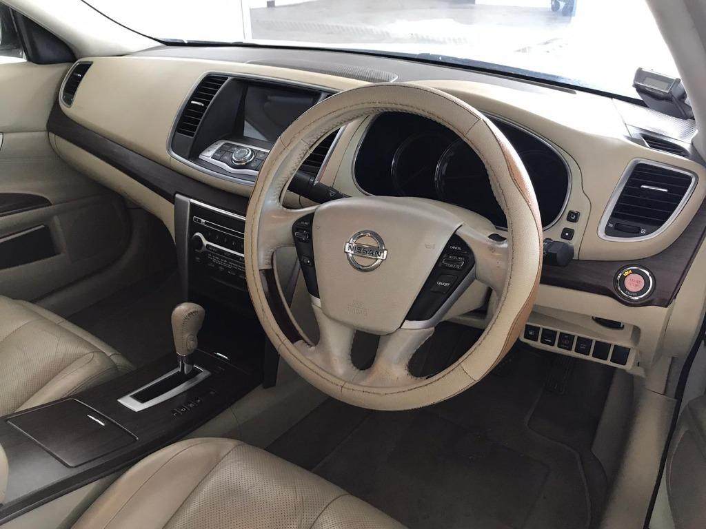 Nissan Teana HAPPY MONDAY!! JUST IN!! Fuel efficeint, spacious & well maintained! Comes with FREE Petrol Voucher & FREE rental for new contract signup! Just $500 Deposit driveaway immediately! Whatsapp 8188 8616 now to enjoy special rates!!