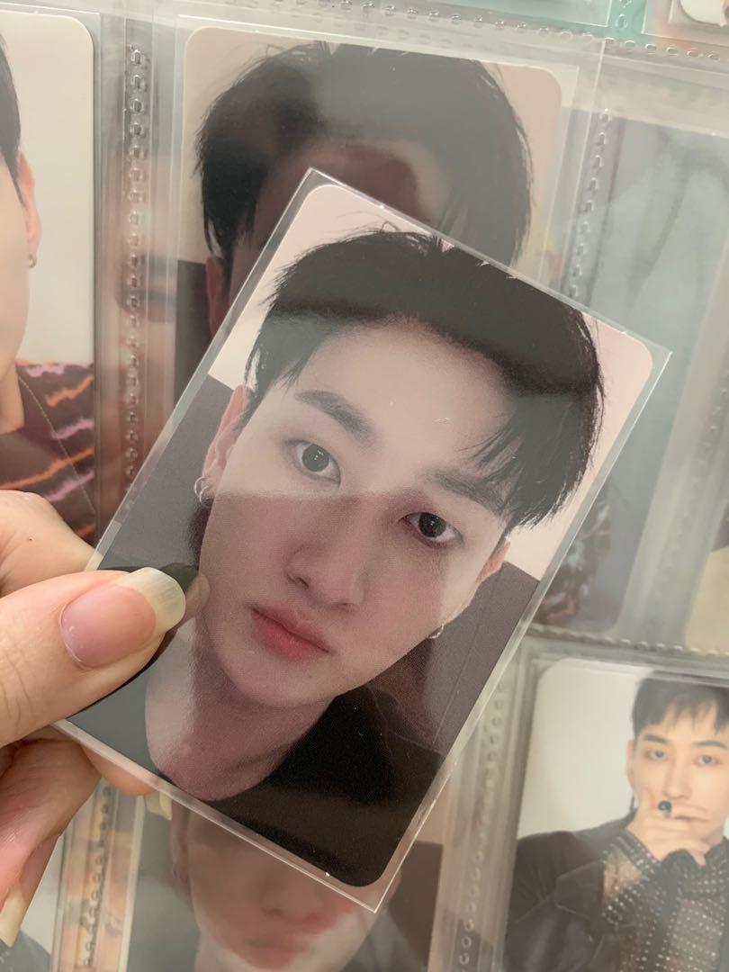 Super Junior-D&E Concert Official Merchandise Fortune Card Eunhyuk Photocard