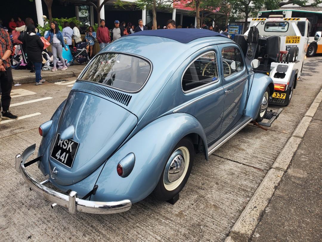 Volkswagen Beetle Ragtop Beetle Manual