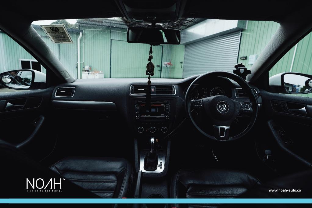 Volkswagen Jetta 1.4 TSI DSG (A)