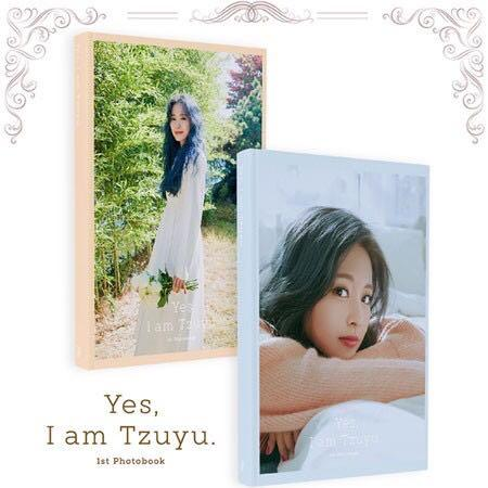 YES, I AM TZUYU - 1st PHOTO BOOK(+All package+Preoder)