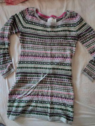 HM SWEATER DRESS