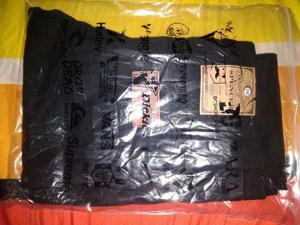 Celana Jeans Wrangler hitam