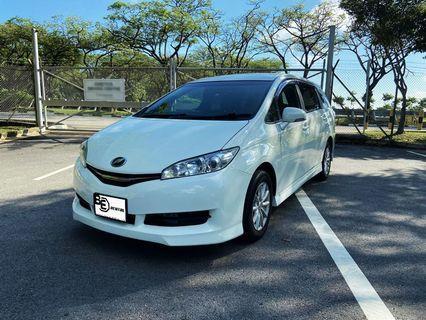 Toyota Wish Car Rental Grab/Gojek/Daily