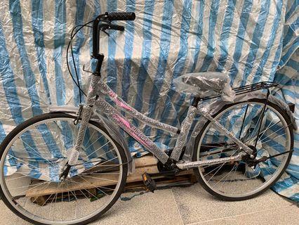成人淑女腳踏車 全新二手價賣(實品拍照)