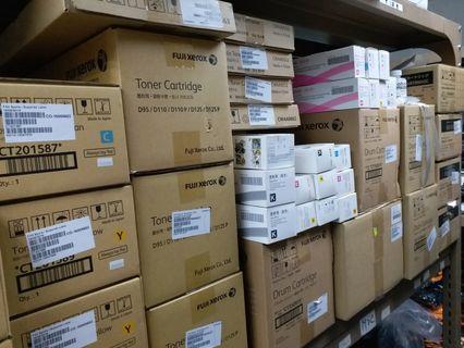 原裝富士施樂碳粉Fuji Xerox original toner CM315z/CP315dw/CP318W/CP318DW/CM318z 6000張高容量黑色及彩色碳粉CT202610,CT202611,CT202612,CT202613