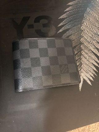 Louis Vuitton multiple D.G wallet