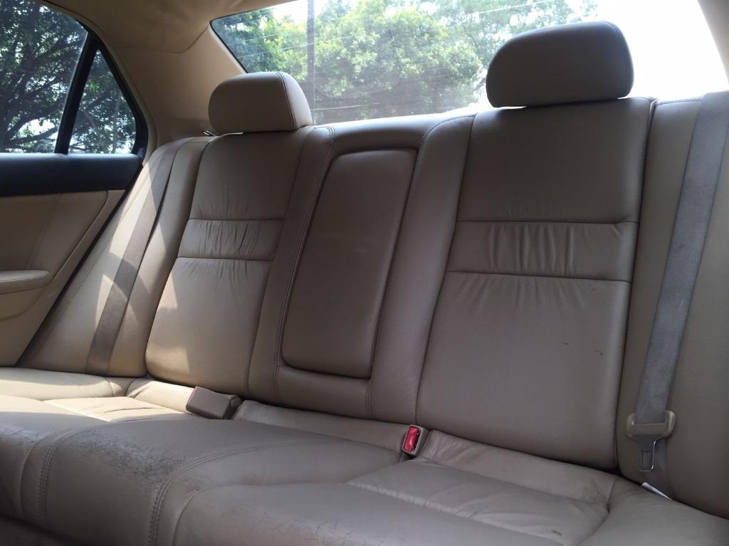 2009 Honda Accord 2.0 黑 配合全額貸、找 錢超額貸 FB搜尋 : 『阿文の圓夢車坊』