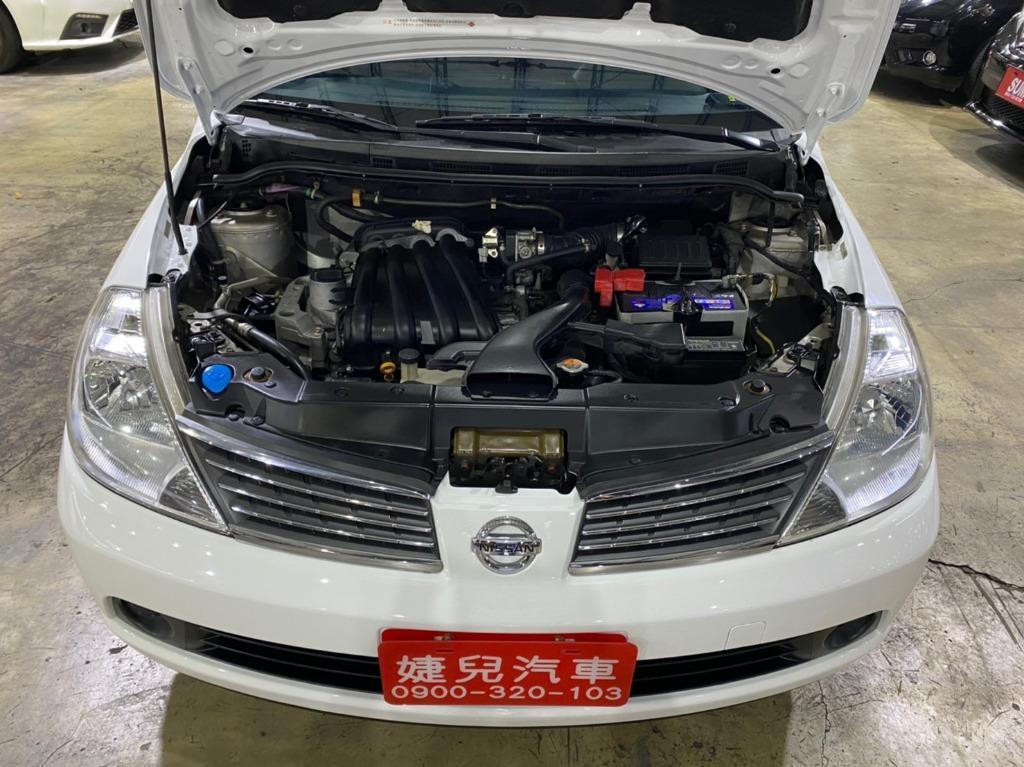 正2016年 Nissan TIIDA 1.6 頂級四門小車.新車價56萬