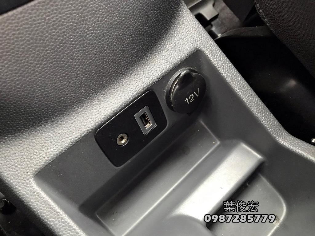 福特原廠認證中古車2016年Ford EcoSport 1.5 燻黑特仕版 都會型休旅車 低里程 原廠認證