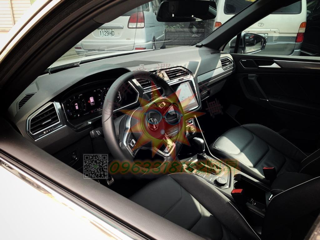 2019 VW TIGUAN Allspace 380 TSI Rline