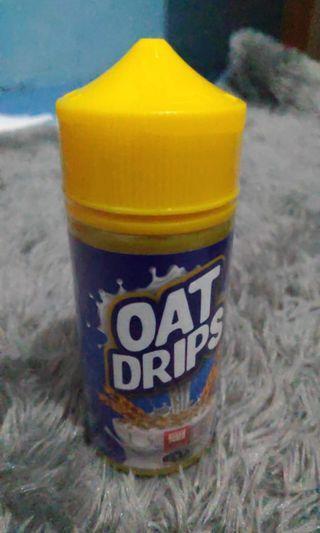 Liquid oatdrips
