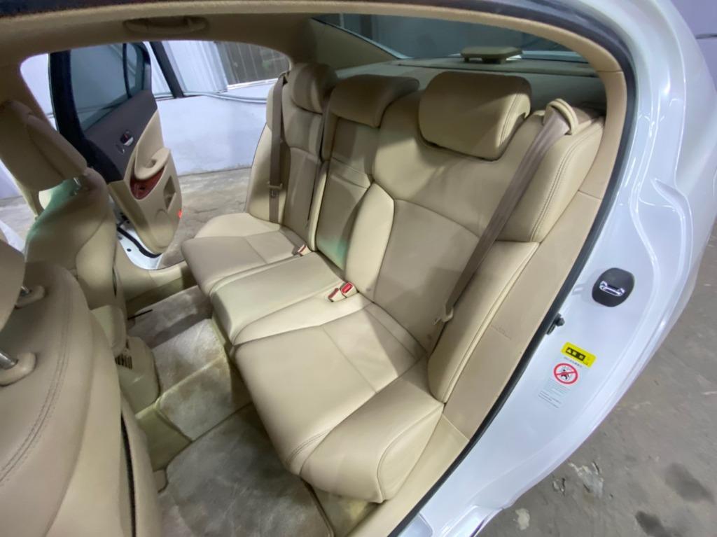 全台最便宜 實車實價 正2007 LEXUS GS350 珍珠白 車況超好 全額貸款 找錢車 非自售 一手車