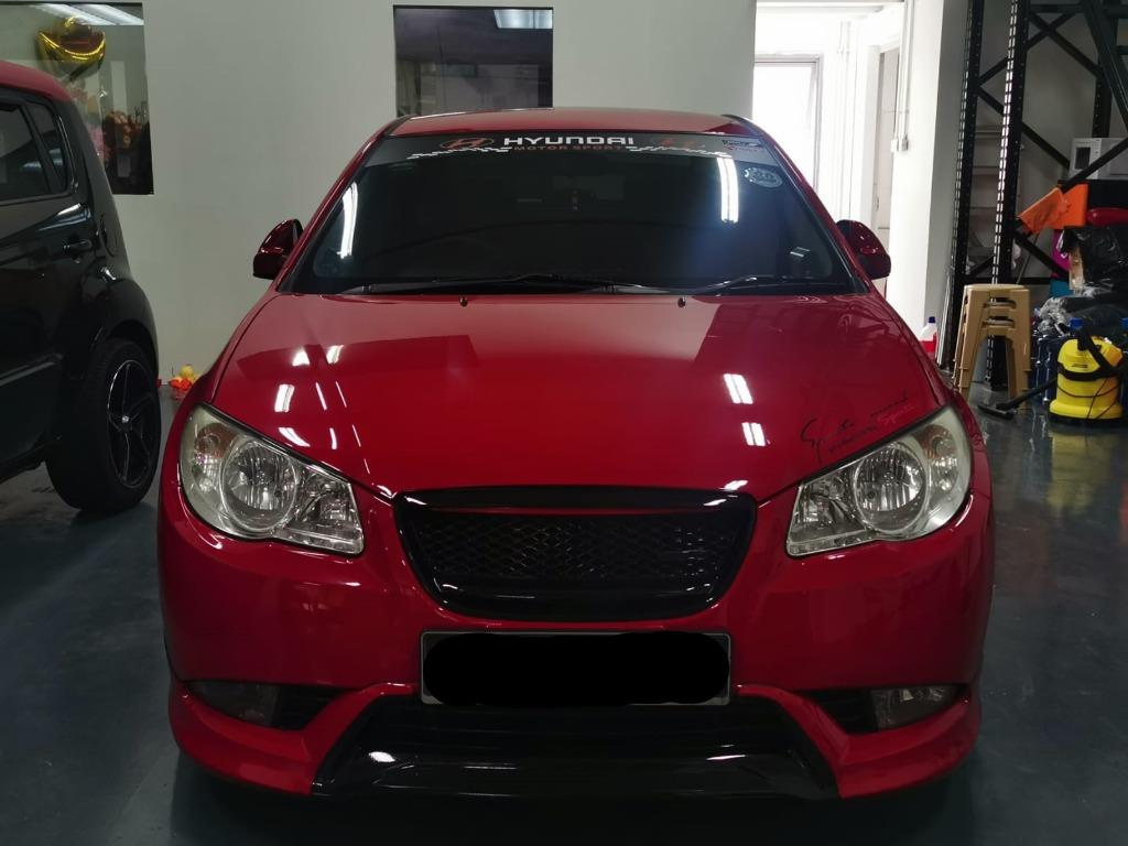 AFFORDABLE AND CHEAP Hyundai Avante 1.6A FOR RENT!!!