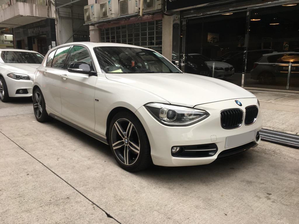 BMW 118i Sport 2012 Auto