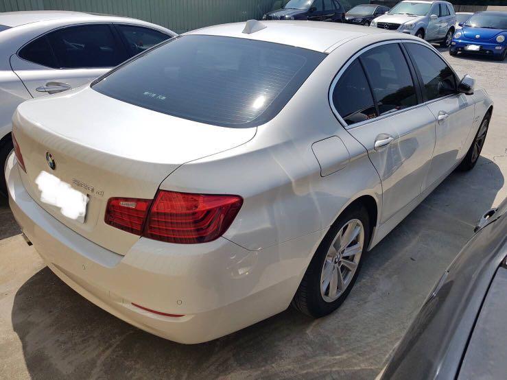 BMW 2016 520D 柴油