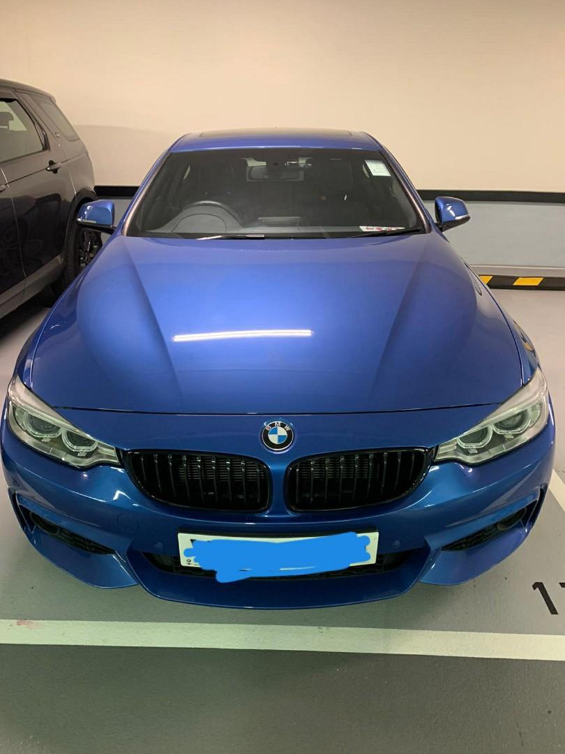 BMW 428i Coupe (A)