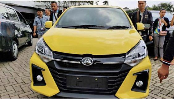 DP RINGAN Daihatsu Ayla mulai 10 jutaan. Daihatsu Pamulang