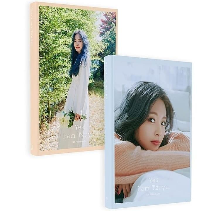 [GROUP BATCH]  TZUYU (TWICE) - YES, I AM TZUYU PHOTOBOOK