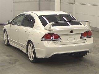 Honda Civic TYPE R FD2 Manual