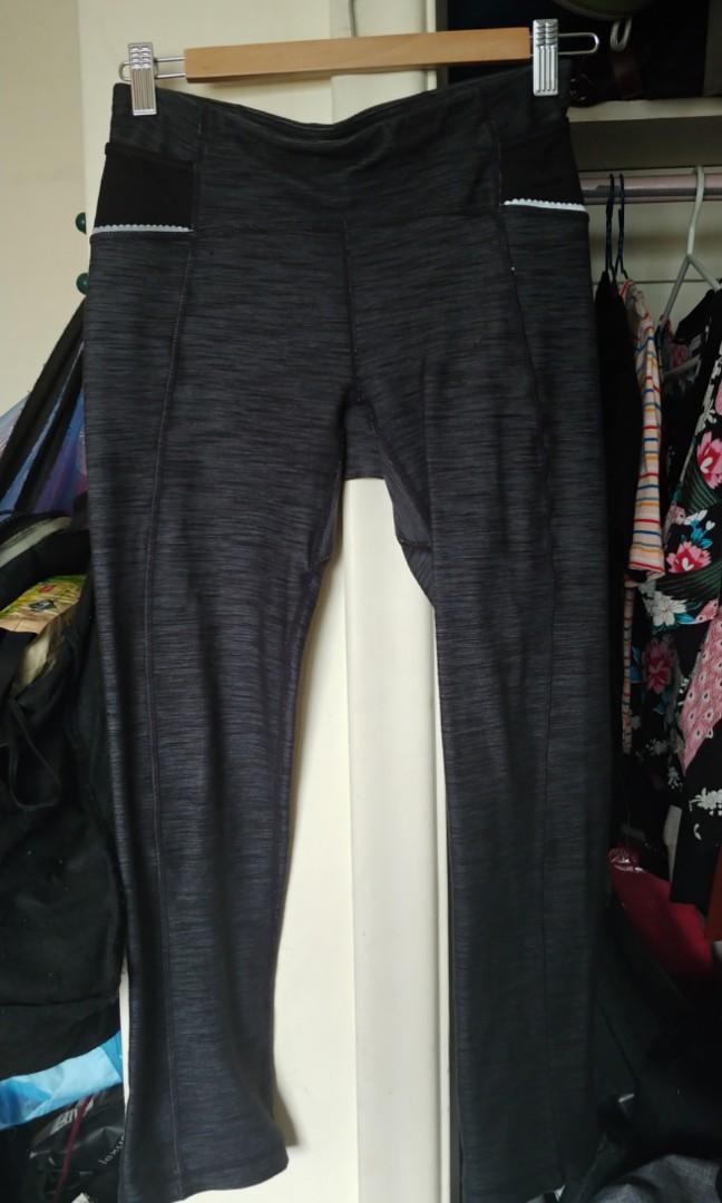 Lululemon Wunder Under (?) Leggings (Size 4, Thicker material)