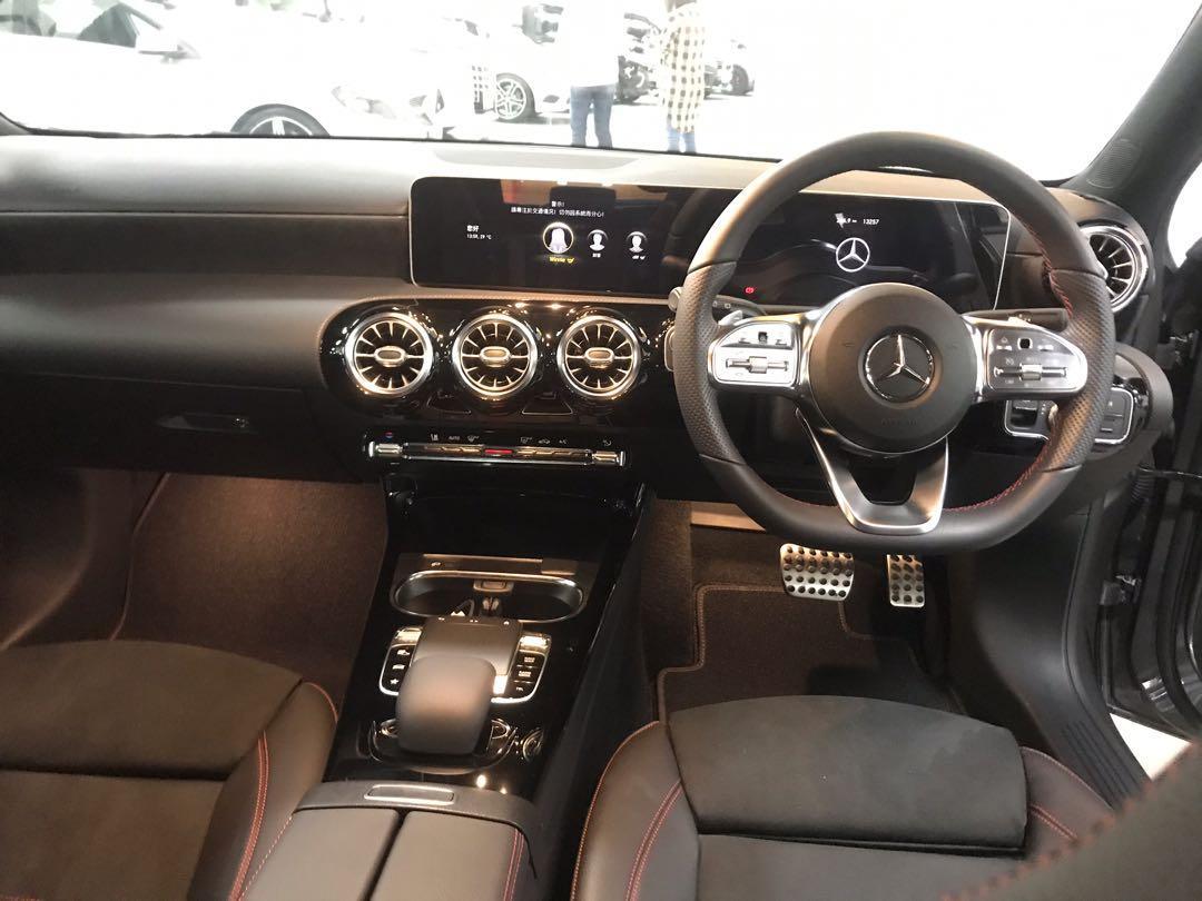 Mercedes-Benz A250 AMG A250 AMG Auto