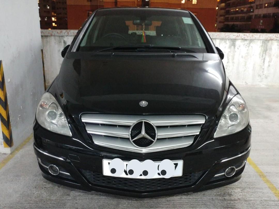 Mercedes-Benz B200 b200 Auto
