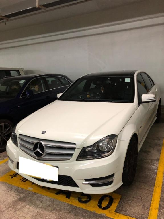 Mercedes-Benz C250 AMG package  Auto
