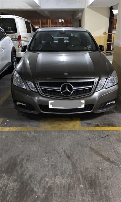 Mercedes-Benz E300 Avantgarde (A)