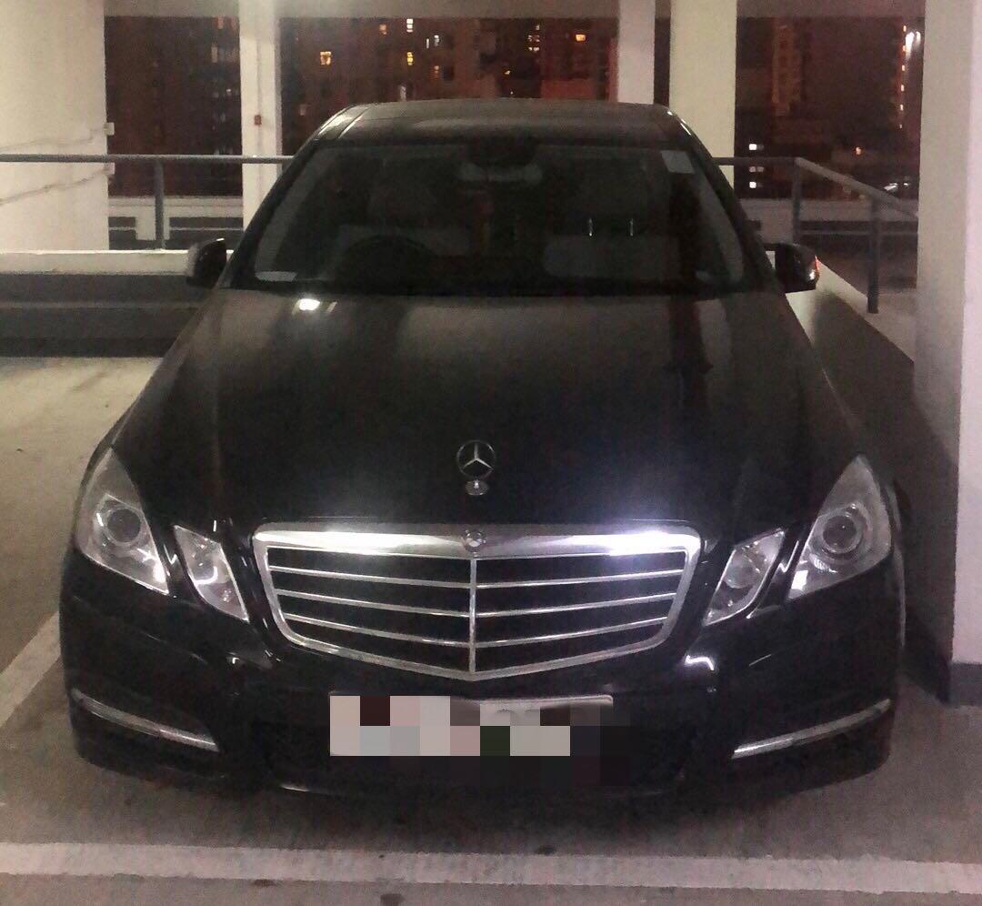 Mercedes-Benz E350 3.5L Cabriolet (A)