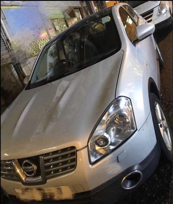 Nissan Qashqai 2.0 CVT (A)