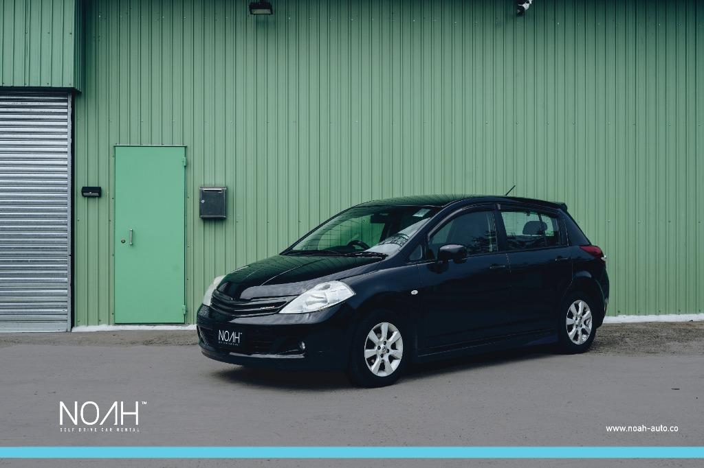 Nissan Tiida 1.5L Auto