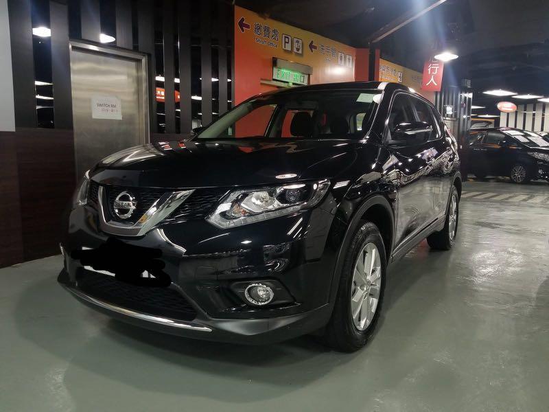 Nissan X-Trail 20X 7-seater (A)