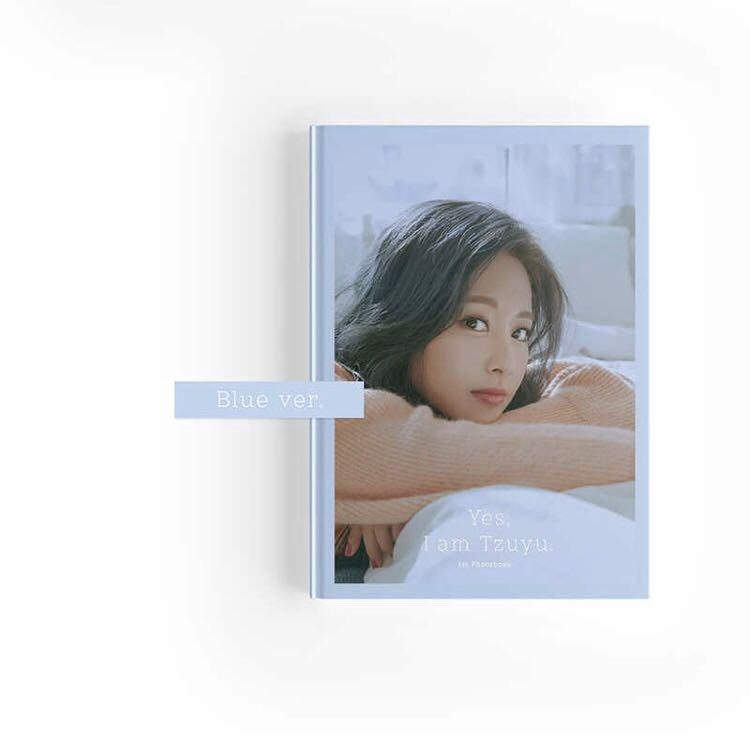 [PO] Tzuyu (TWICE) - Yes, I am Tzuyu (1st Photobook)