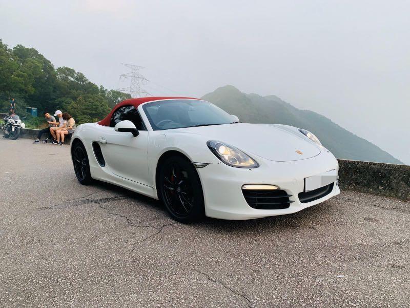 Porsche Boxster S (A)